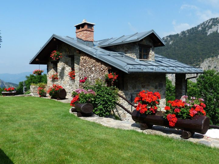 So sweet holiday home <3