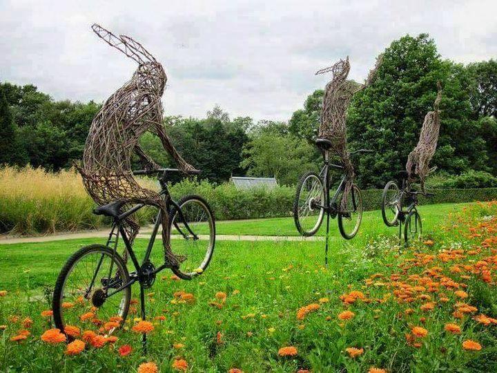 Cute #GardenSculpture <3