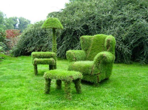 Beautiful Grass #Sculpture