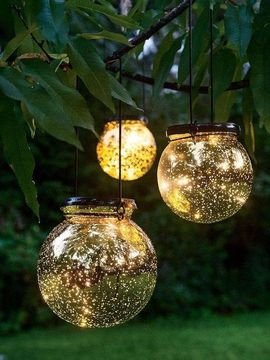 Add some #sparkle to your #garden