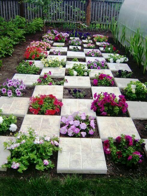 Backyard landscaping idea. #garden #gardening