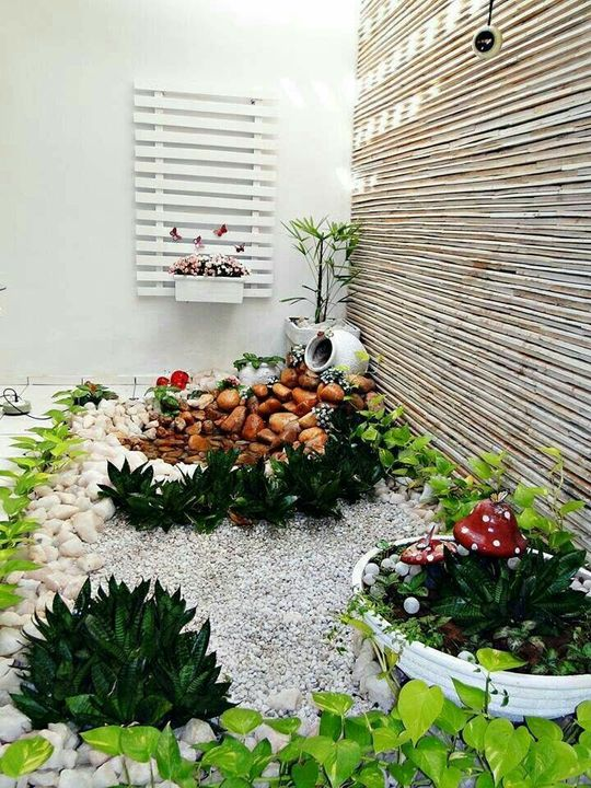 Small space #Gardening