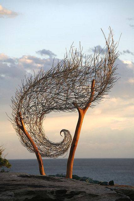 Absolutely creative #sculpture