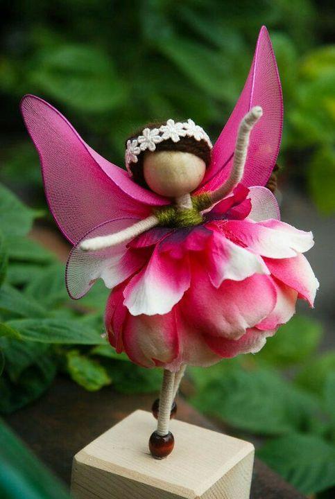 Su cute flower fairy <3
