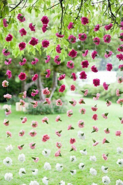 Amazing  photo backdrop in #garden