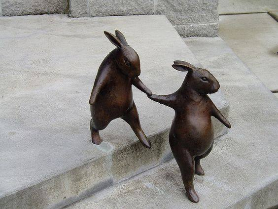 Cute #GardenSculpture