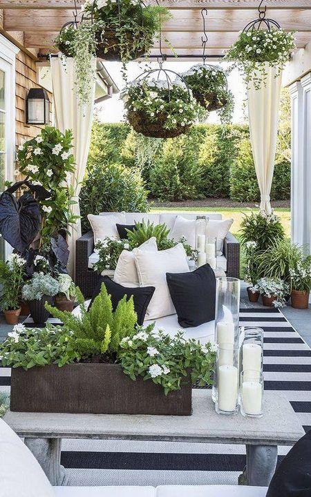 Front porch !! #OutdoorGarden
