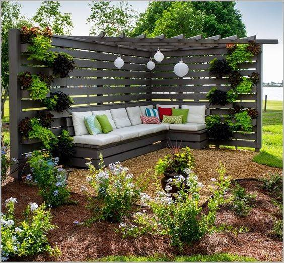 Nice #BackyardGarden transformation