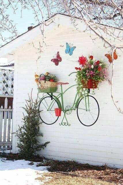 #GardenArt