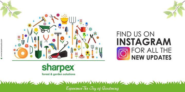 Sharpex Engineering,  Gardening, sharpexindia, garden, sharpex, forestgarden