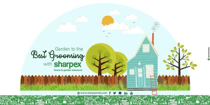 Garden to the best grooming with Sharpex!  https://sharpexindia.com/  #Gardening #sharpexindia #sharpex #gardeningproducts #Simplygardenspares #Selfpropelledlawnmower #gardenstorage #Growwithgarden #Garden #Grooming