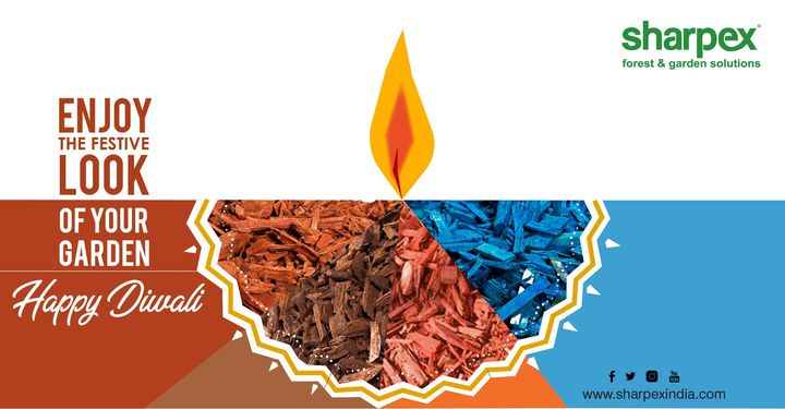 Enjoy the festive look of your garden  Wish you a Happy Diwali  https://sharpexindia.com/  #gardening #sharpexindia #sharpex #gardeningproducts #Lawncare #Simplygardenspares #Selfpropelledlawnmower #gardenstorage #Growwithgarden #flower #flowerpot #garden #diwali #diwalidecor #festival #HappyDiwali #happy #Happiness  Ahmedabad, India Gandhinagar, Gujarat Jaipur, Rajasthan Udaipur, Rajasthan