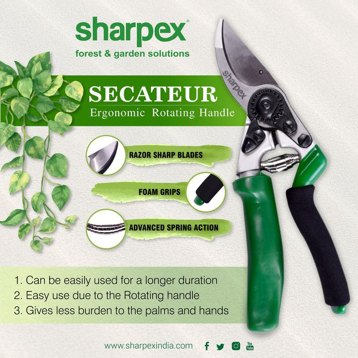 Sharpex Engineering,  gardening, gardeningproducts, flower, flowerpot, Secateur, gardenproduct, gardenpot, happy, plantershelfstand