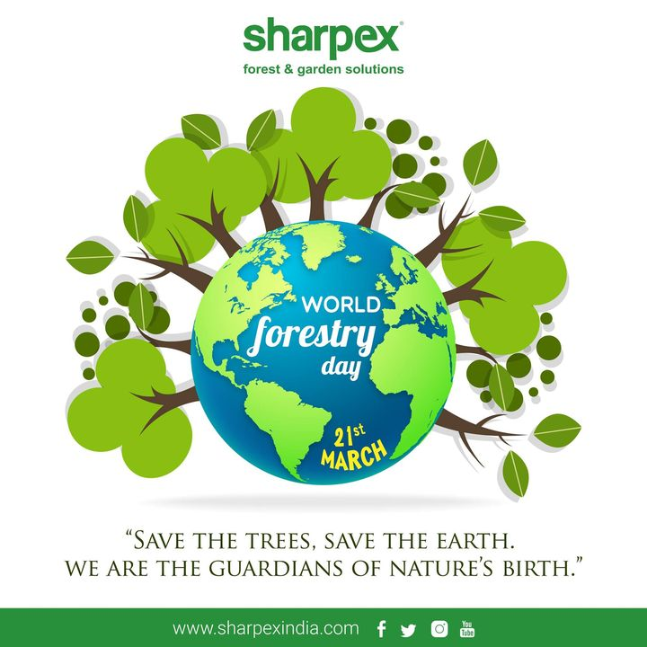 World forestry day  Save the trees, save the earth. We are the guardians of nature's birth.  https://sharpexindia.com/gardening/  #gardening #gardeningproducts #gardenproduct #gardenpot #happy #plantershelfstand #flowerpots #plant #garden #IntlForestDay #WorldForestryDay #trees #nature #tree #savethetrees #savetheforests