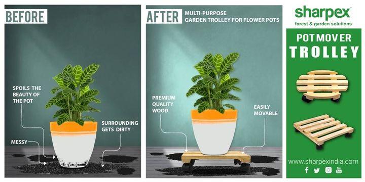 Sharpex Engineering,  gardening, gardeningproducts, gardenproduct, gardenpot, happy, plantershelfstand, flowerpots, plant, garden