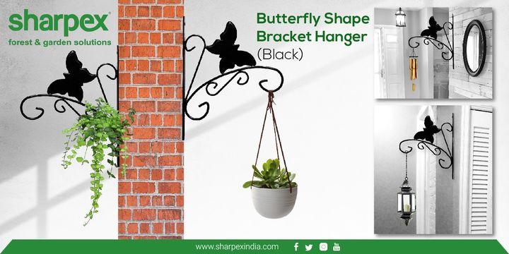 Order online butterfly shape bracket hanger for home and garden  It beautifies everything around it  https://www.amazon.in/Sharpex-Bracket-Hanger-Hanging-Butterfly/dp/B07JB45DB7 https://sharpexindia.com/home/butterfly-bracket-hanger https://sharpexindia.com/gardening  #gardeningproducts #gardenproduct #gardenpot #plantershelfstand #flowerpots #plant #flower #hosenozzle #lawnmower #manuallawnmower #quickdrip #wallmounthosehanger  Ahmedabad, India Gandhinagar, Gujarat Surat, Gujarat Vadodara, Gujarat, India Mumbai, Maharashtra Chennai, India Pune, Maharashtra Banglore