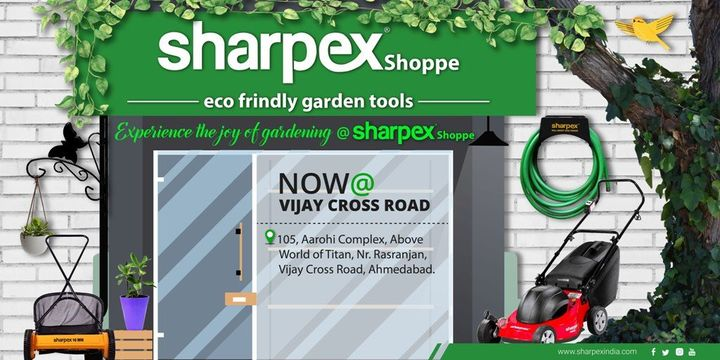 Purchase garden products for our sharpex shoppe Vijay cross road, Ahmedabad  https://sharpexindia.com/gardening  #gardeningproducts #gardenproduct #gardenpot #plantershelfstand #flowerpots #plant #flower #hosepipe #water #pipe  Ahmedabad, India Gandhinagar, Gujarat Vadodara, Gujarat, India Mumbai, Maharashtra Chennai, India