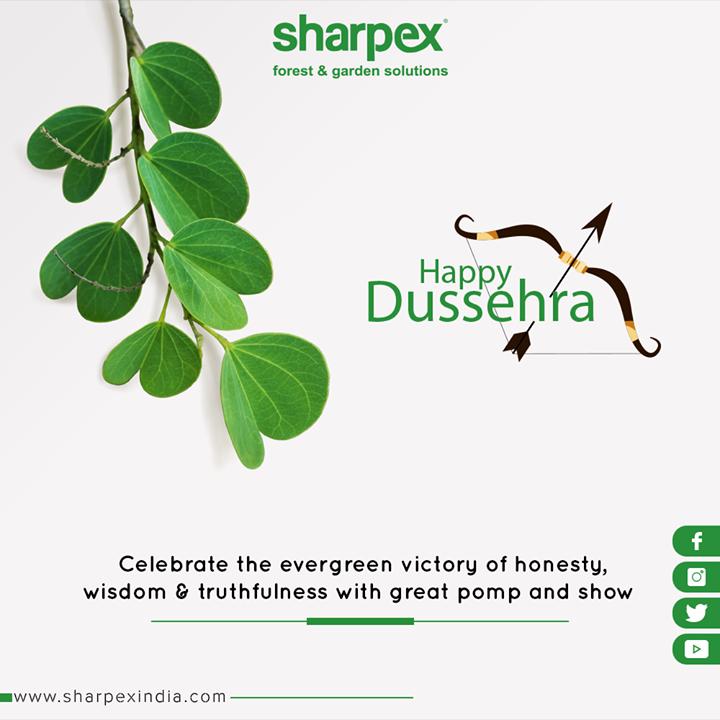 Sharpex Engineering,  HappyDussehra, Dussehra, Dussehra2019, Vijayadashami, Festival, GardeningTools, ModernGardeningTools, GardeningProducts, GardenProduct, Sharpex, SharpexIndia