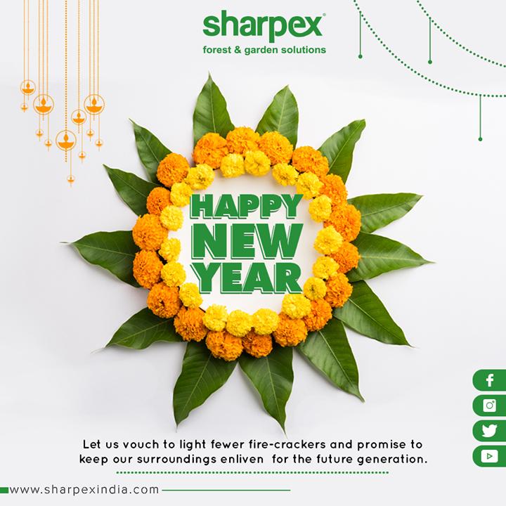 Sharpex Engineering,  NewYear, HappyNewYear, SaalMubarak, IndianFestivals, Celebration, Diwali2019, Diwali, FestivalOfLight, FestivalOfJoy, FestiveSeason, SharpexIndia, GardeningTools, ModernGardeningTools, GardeningProducts, GardenProduct, Sharpex
