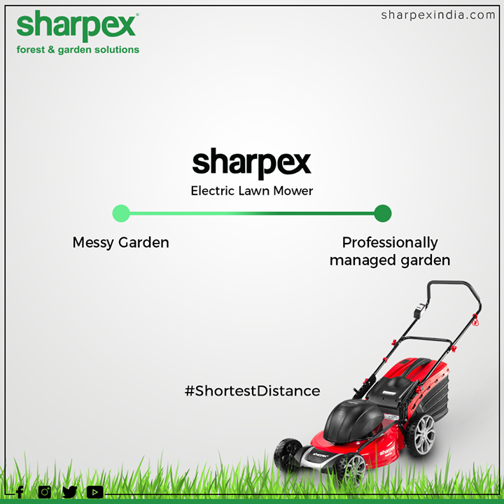 We at Sharpex Gardening Community specialize in providing tools and equipment for different industries. Our products are highly appreciated for the features and specifications incorporated in them. As we are set up by a team of technocrats and professionals, we have all the understanding and expertise to offer the right type of tools and solutions.  #ShortestDistance #TrendingFormat #TrendingNow  #GardeningTools #ModernGardeningTools #GardeningProducts #GardenProduct #Sharpex #SharpexIndia