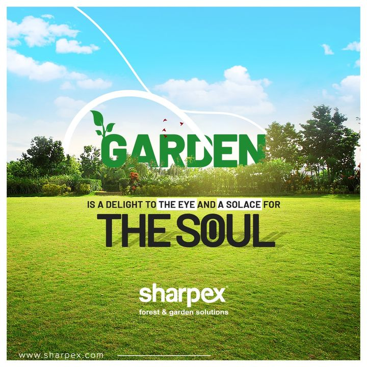 Don't your agree?  #QOTD #GardeningTools #ModernGardeningTools #GardeningProducts #GardenProduct #Sharpex #SharpexIndia