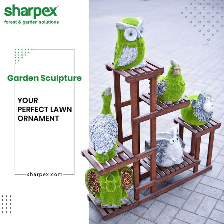 Sharpex Engineering,  GardenSculpture, GardeningTools, ModernGardeningTools, GardeningProducts, GardenProduct, Sharpex, SharpexIndia