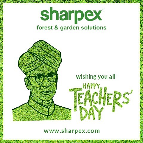 Happy Teacher's Day 😇