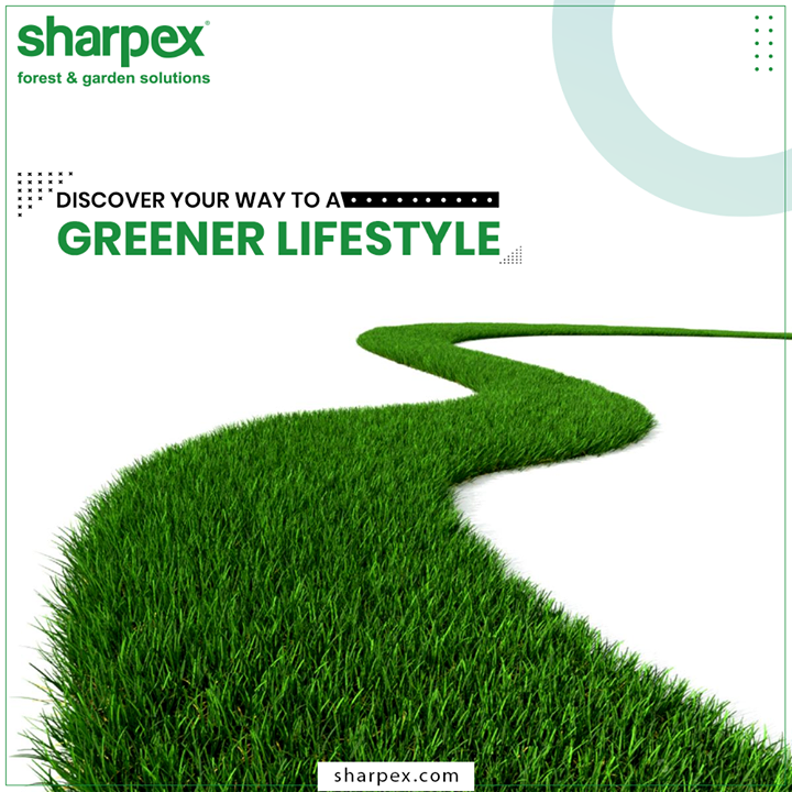 Make gardening your passion and hobby; discover your way to a greener lifestyle.  #GardeningTools #ModernGardeningTools #GardeningProducts #GardenProduct #Sharpex #SharpexIndia