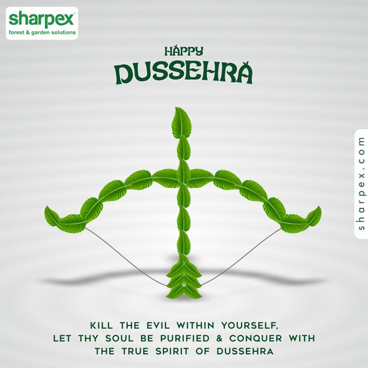 Sharpex Engineering,  HappyDussehra, Dussehra, Dussehra2020, Festival, Vijayadashmi, HappyDussehra2020, GardeningTools, ModernGardeningTools, GardeningProducts, GardenProduct, Sharpex, SharpexIndia