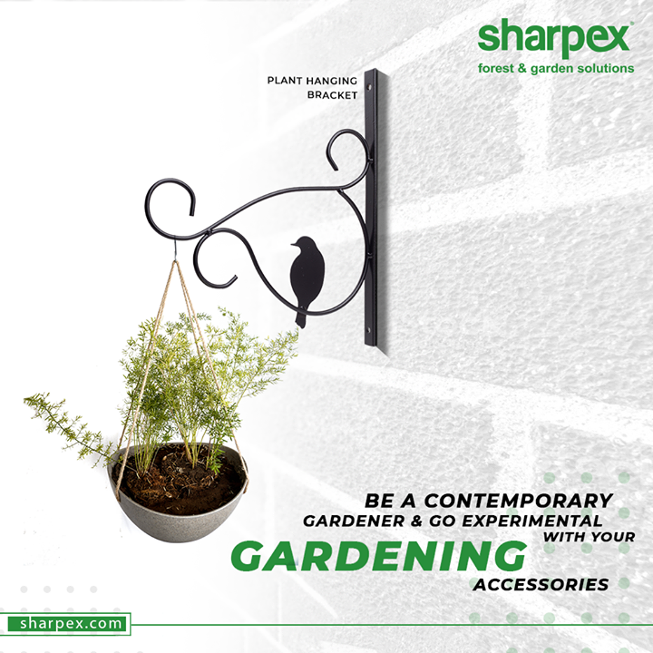 Sharpex Engineering,  PlantBrackets, GardeningTools, ModernGardeningTools, GardeningProducts, GardenProduct, Sharpex, SharpexIndia