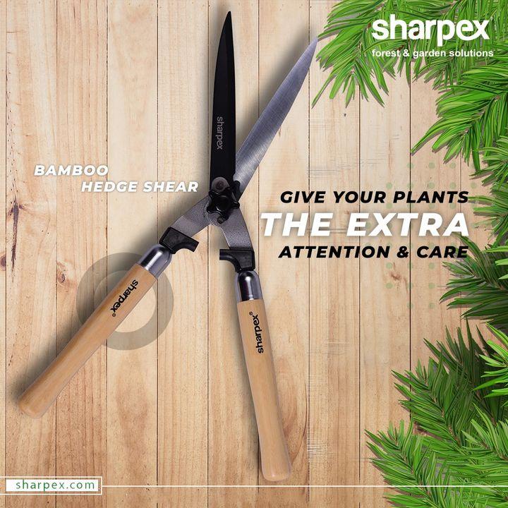 Sharpex Engineering,  HedgeShear, GardeningTools, ModernGardeningTools, GardeningProducts, GardenProduct, Sharpex, SharpexIndia