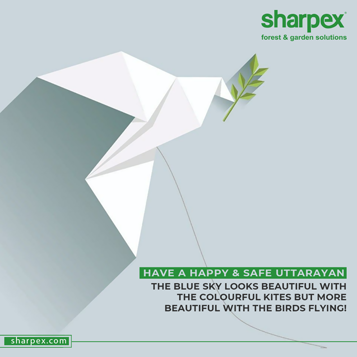 Sharpex Engineering,  HappyMakarSankranti, Uttarayan, Uttarayan2021, KiteFestival, KiteFlying, Kites, Patang, Celebration, Love, Happy, Cheers, GardenLovers, GardeningAccessories, GardeningTools, ModernGardeningTools, GardeningProducts, GardenProduct, Sharpex, SharpexIndia