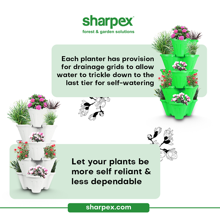 Sharpex Engineering,  gardening, gardeningproducts, gardenproduct, gardenpot, happy, plantershelfstand, flowerpots, plant, garden