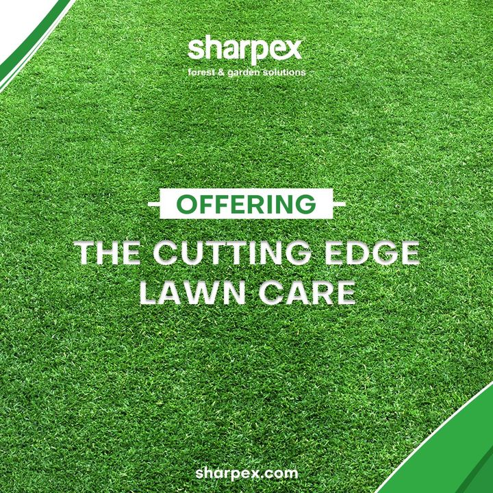 Your lawn too is a reflection of your personality & the right kind of lawn care helps your abode to stand out striking the right kind of impression.  Let your lawn recieve the cutting edge lawn care by bringing home the technically advanced electric lawn mower from Sharpex Gardening And Community.  #LoveForGreen #LoveForGreenery #GoGreen #GardenersByPassion #ElectricLawnMower #GardeningAccessories #GardeningTools #ModernGardeningTools #GardeningProducts #GardenProducts #Sharpex #SharpexIndia