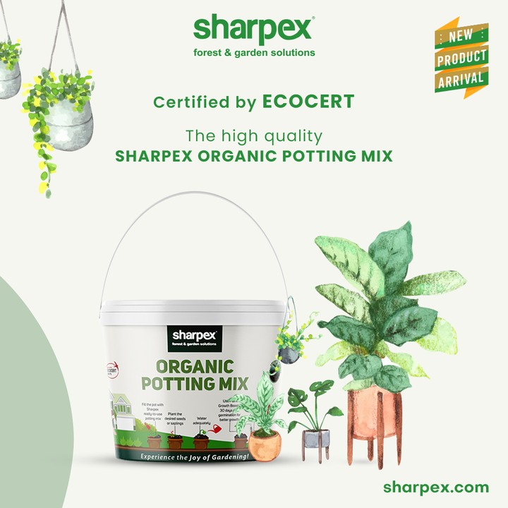 Sharpex Engineering,  NewYearResolution, Resolutions2021, BeAGardener, GardenLovers, GardeningAccessories, GardeningTools, ModernGardeningTools, GardeningProducts, GardenProduct, Sharpex, SharpexIndia