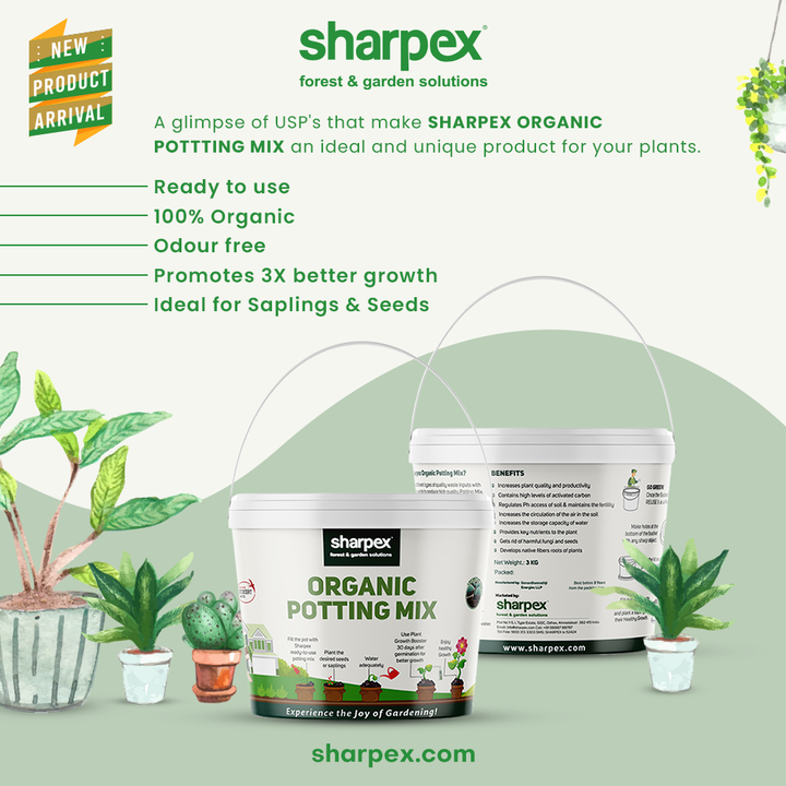Sharpex Engineering,  Gardening