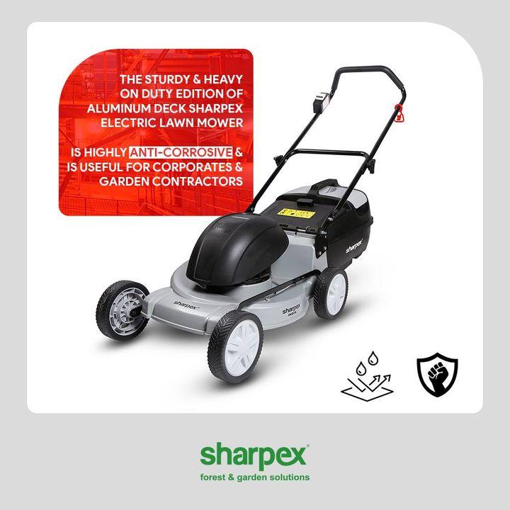 Sharpex Engineering,  GardeningAccessories, GardeningTools, ModernGardeningTools, GardeningProducts, GardenProducts, Sharpex, SharpexIndia, electriclawnmower