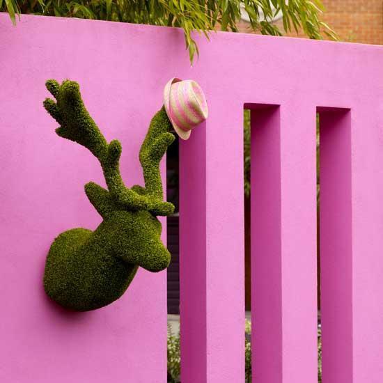 Outdoor Garden Art..