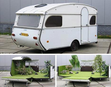 mobile green garden