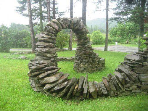 Thea Alvin's stone project