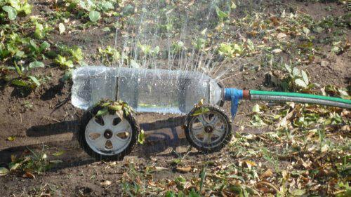Intelligent Garden Watering..