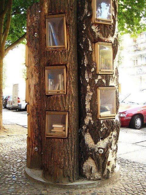 Tree Library!!