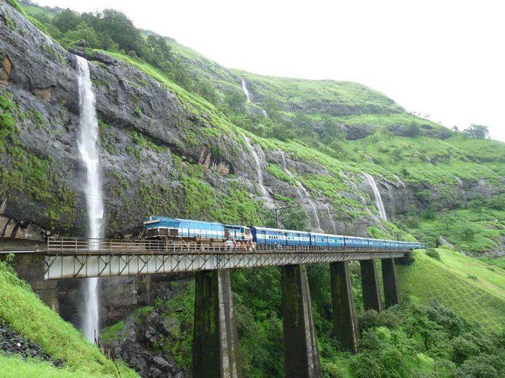 Konkan Railway..