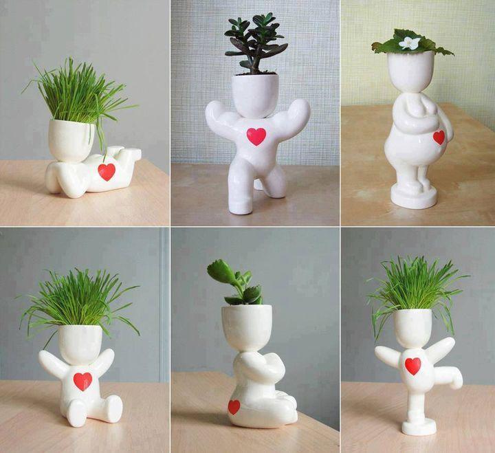 Funny & Cute planters
