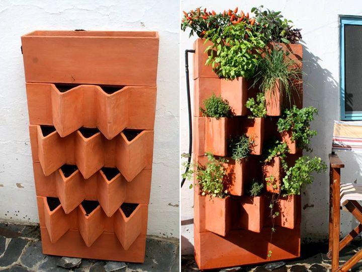 #Vertical #garden!