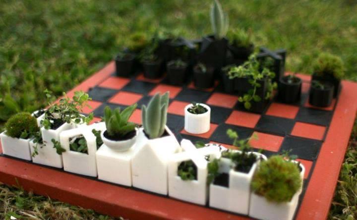 Chess Garden!