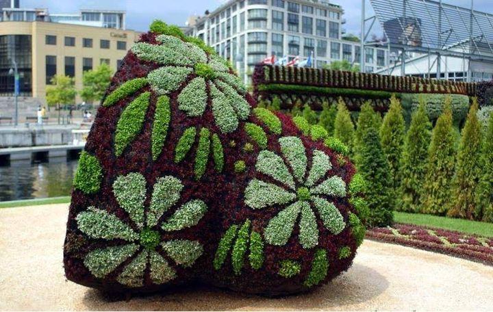 Garden #Art