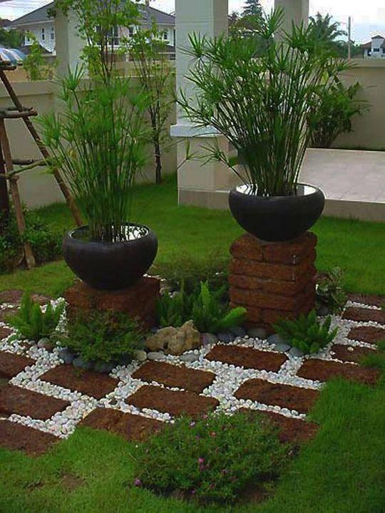 nice garden decor!