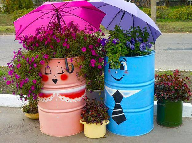 Recycle #Gardening idea..
