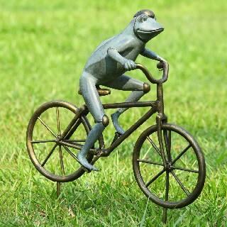 Cycle #Garden Sculpture..!!!